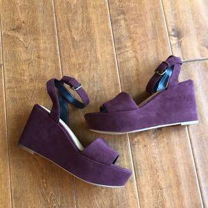 25b93da12fea Splendid Shoes - Splendid Women s Felix Suede Platform Sandal